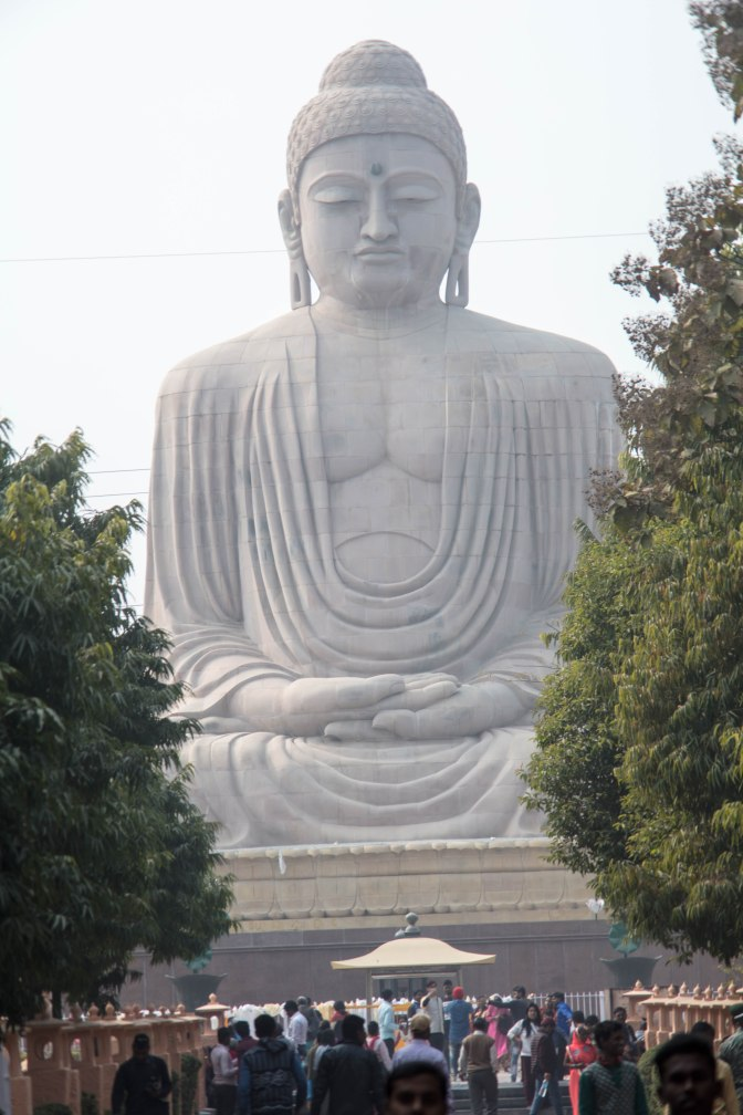 bodh gaya giant buddha (1 of 1)